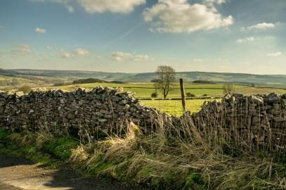 Over Haddon Countryside