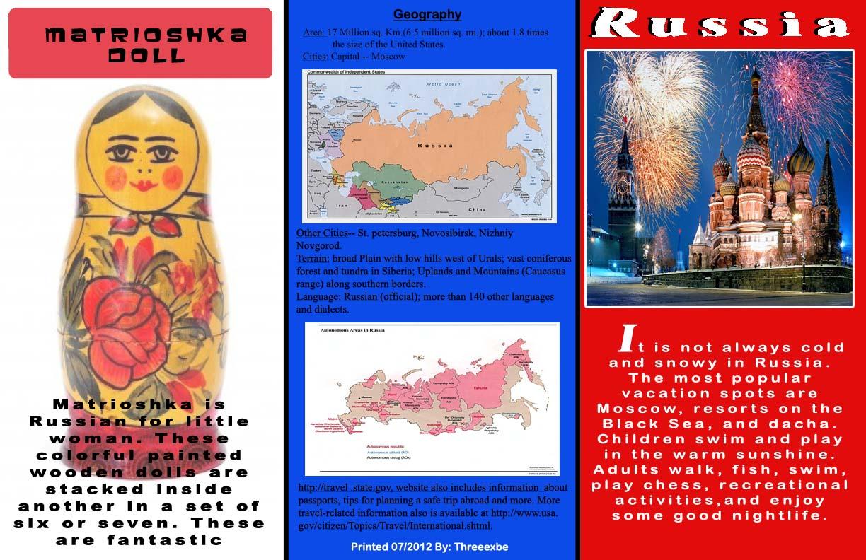 Travel Brochur Ideal Vistalist Co