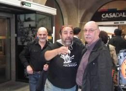 I Gala dos Cantos de Taberna - Nov 2015 (Con Eamón Pazos Marcote e Antonio Vázquez Blasco)