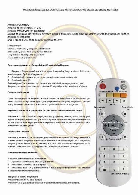 mando-fototerapia-PRO