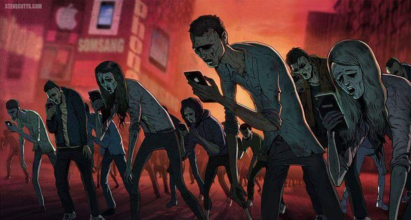 Reuniones diarias scrum zombies