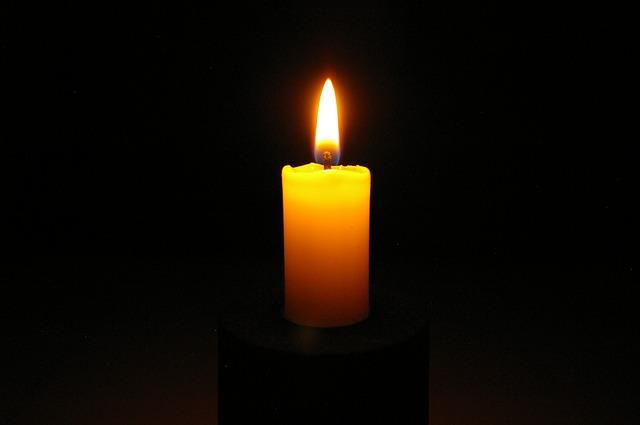 El cuadro de la vela
