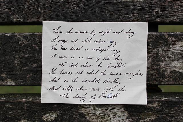 Escrito de Alejandro en una hoja