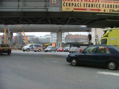 Praga, Křižíkova ulice