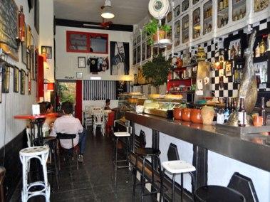 La Peseta, interior, Cabanyal, Valencia