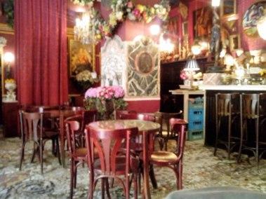 Café de las Horas, interior, Valencia, Spain