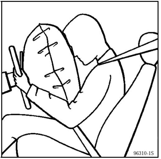 Manual de reparación de airbags, pretensores y cinturones