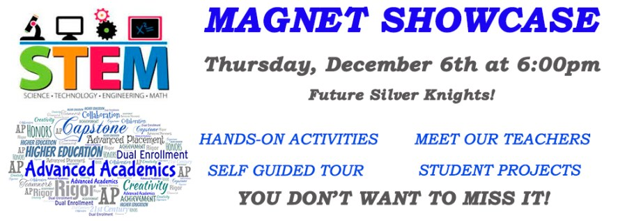 Magnet Showcase 2018