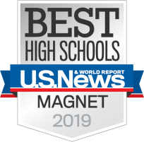 Badge-High Schools-Magnet-Year