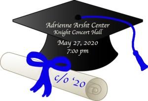 C/O 2020 Graduation @ Adrienne Arsht Center – Knight Concert Hall | Miami | Florida | United States