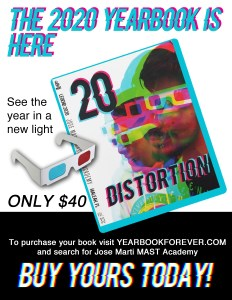 Yearbook Cover Ad