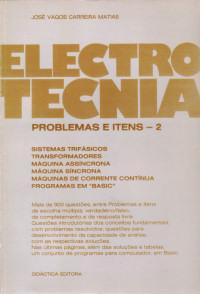 Livro Electrotecnia - Problemas e Ítens 2