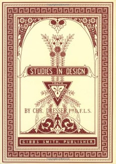 Libro de Cristopher Dresser.