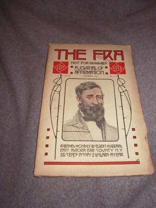 """Portada """"The Fra""""."""