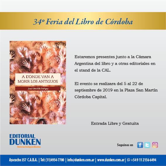 Feria del libro Córdoba.
