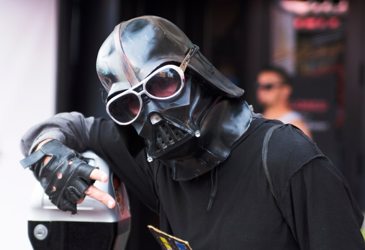 Cool darth