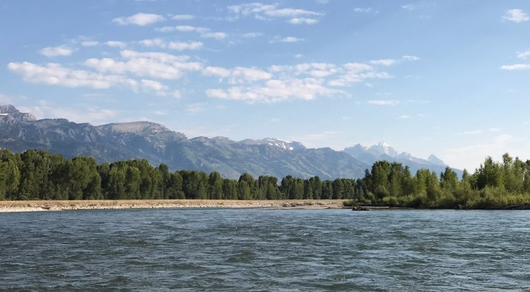 Snake River Jackson Hole