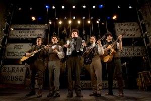 Dickens Unplugged Joseph Attenborough Accordion