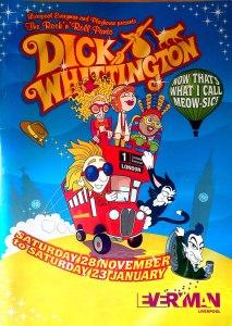 Dick Whittington Liverpool Everyman Joseph Attenborough