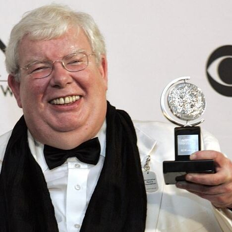 Richard Griffiths Tony Award Winner Legend History Boys