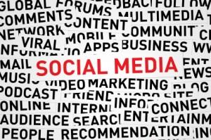 Social-media-words