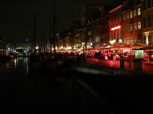 Nyhavn by night