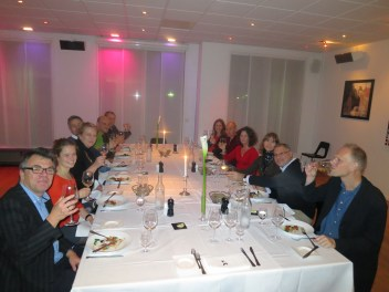 Aalborg conference dinner