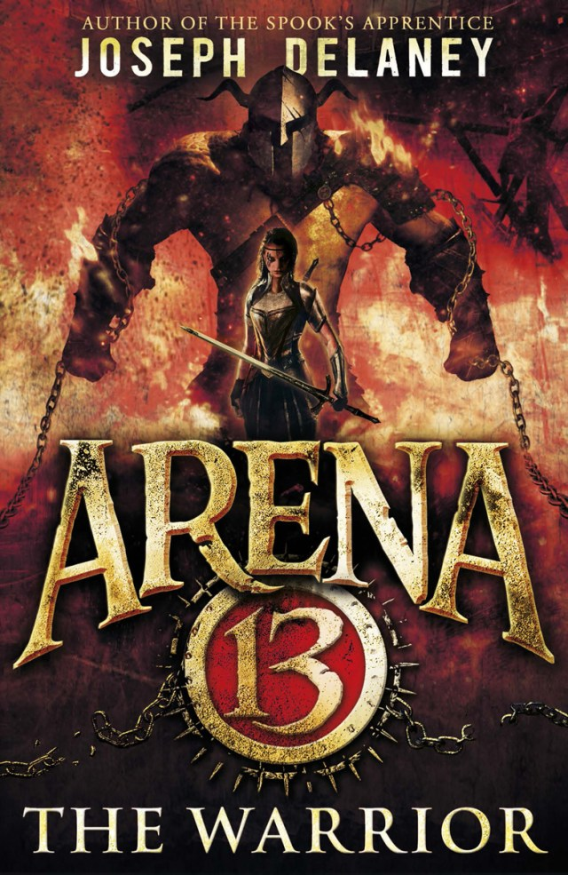 arena 13 the warrior