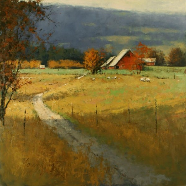 Carlton Farm Romona Youngquist Joseph Donaghy Art