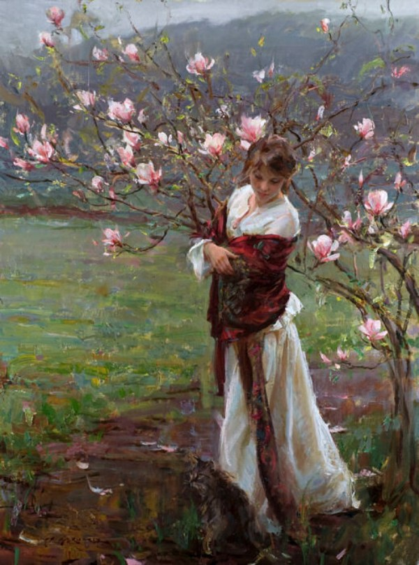 Daniel Gerhartz Paintings