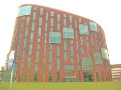 Building at the Vrie Universiteit