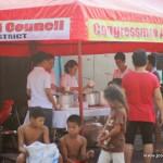 Fire Relief Outreach: Pritil, Tondo