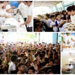 JFM Kitchen Project Fundraising