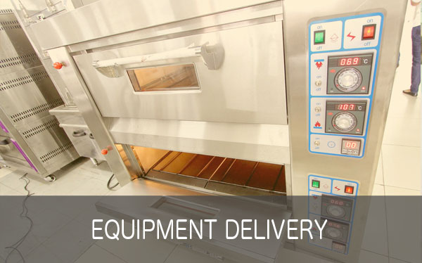 JFM Kitchen Equipment Delivery
