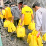 Gift Giving Outreach: Bgy. 649 Aplaya Baseco Tondo