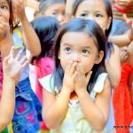 Feeding Outreach @ Rosemary Lane, Pasig