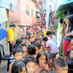 Feeding Outreach @ Bgy. Pineda, Pasig City
