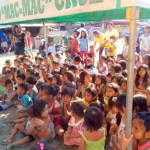 Feeding Outreach: Barangay Catmon, Malabon City
