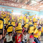 JFM Back to School 2016: Isla Puting Bato, BASECO