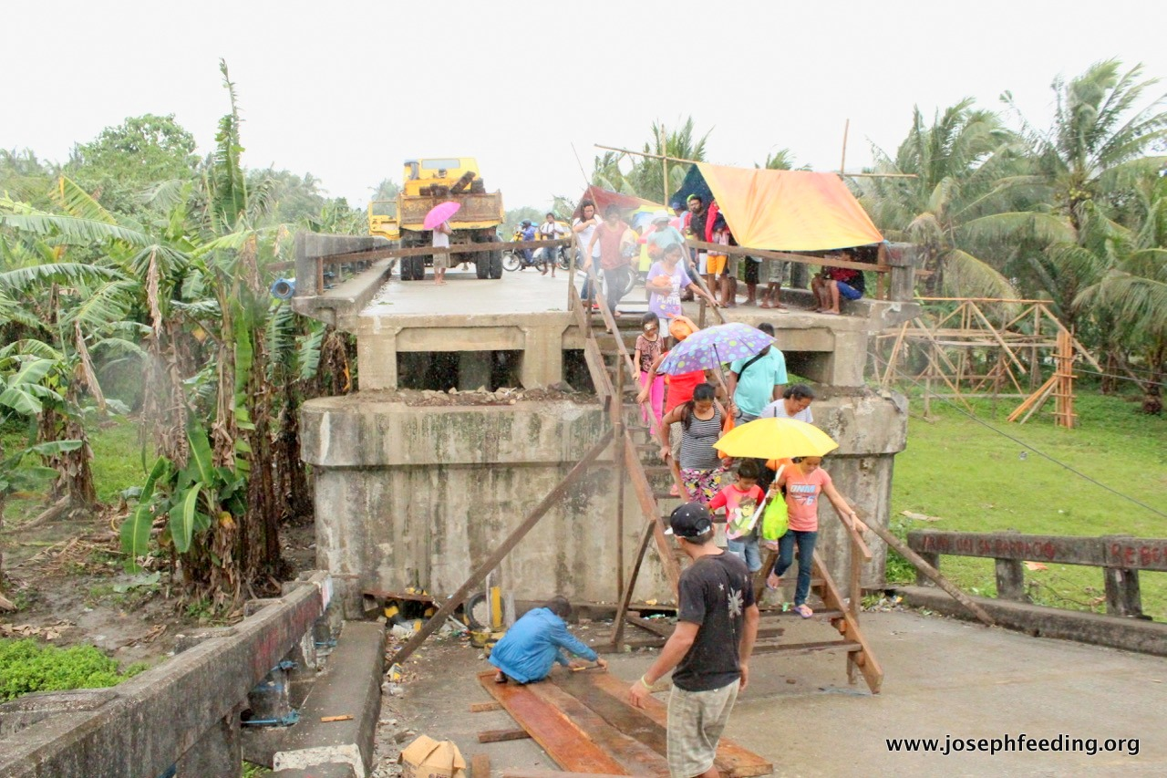 JFM Relief-Surigao Earthquake