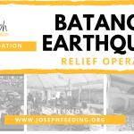 Relief Operation: Batangas Earthquake