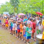 MAYON Relief: Taladong Evacuation Center