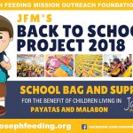 JFM Back To School Project 2018