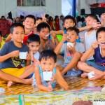 Habagat Relief: Dona Pepeng Elementary School, San Mateo, Rizal