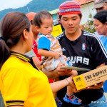 Typhoon Ompong Relief: Bgy. Ucab, Itogon, Benguet