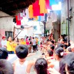 Feeding Outreach: Omboy, Tinajeros, Malabon City