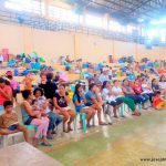 Typhoon Ompong Mangkhut: San Fernando Gym, Naga City, Cebu