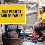 Housing Project For The Saulog Family