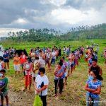 Typhoon Relief: Brgy. Ponso Polangui, Albay