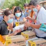 Typhoon Relief: Bgy. San Jose, Rodriguez, Rizal